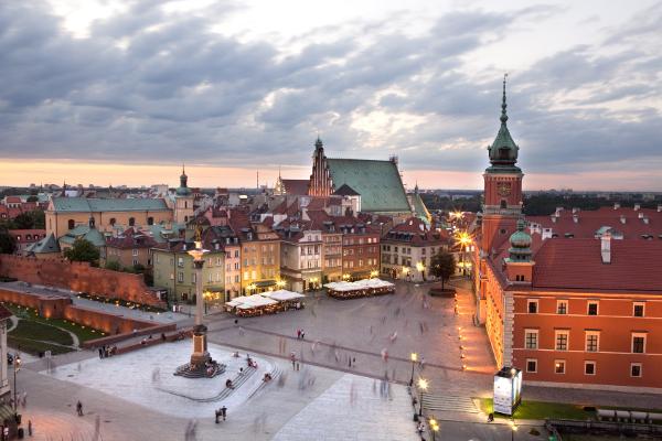 Arbeiten in Polen